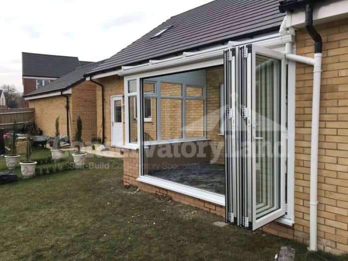 Mr Jones - 4 Pane Bi-Fold Door